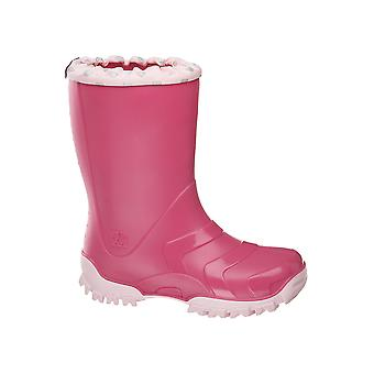 Elephant kids rubber boots, waterproof and non-slip