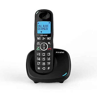 Téléphone sans fil Alcatel XL535 Noir