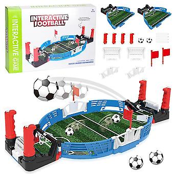 Two-player Mini Tabletop Soccer Footbal Game Toy