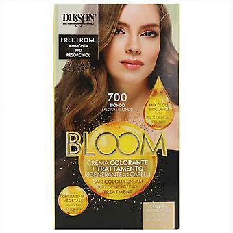 Tinte Permanente Bloom Dikson Muster 700 Rubio Medio