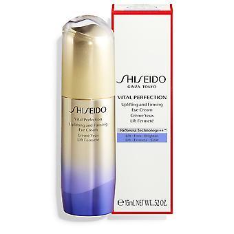Augenkontur Vital Perfection Shiseido Erhebend und Straffend (15 ml)