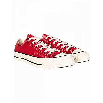 Converse 1970s Chuck Taylor All Star Ox Trainers - Enamel Red