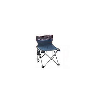 Outdoor draagbare klapstoel camping picknick bbq stoel kruk strandstoel NATIONALWIND