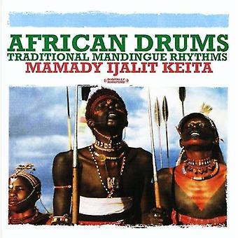 Mamady Keita Ijalit - tambores africanos: Importación de Estados Unidos ritmos tradicionales del Mandingue [CD]
