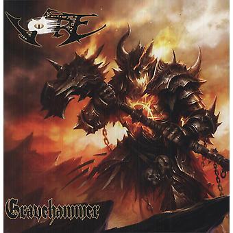 Voren - Gravehammer [Vinyl] USA importere
