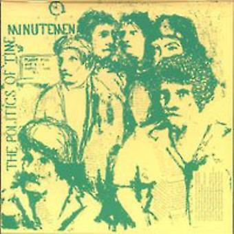 Minutemen - Politics of Time [CD] USA import