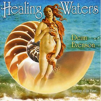 Dean Evenson - Healing Waters [CD] USA import