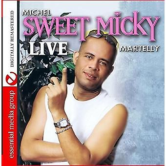 Martelly, Michel Sweet Micky - Sweet Micky Live [CD] USA import