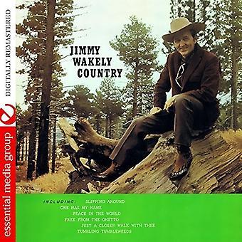 Jimmy Wakely - importación de Estados Unidos Jimmy Wakely país [CD]