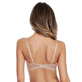 Affinitas perla Europea Bra Strapless Nude A1041