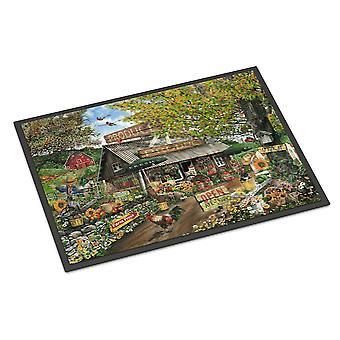 食材フルーツ スタンド屋内または屋外マット 24 × 36