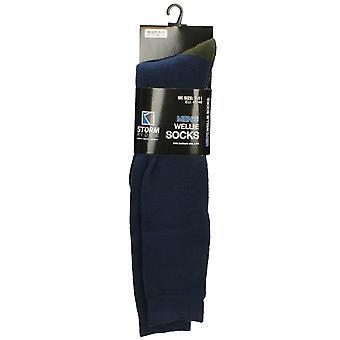 Mens tempête Ridge Wellington longues chaussettes SK089