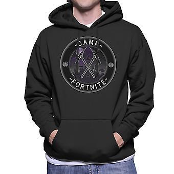 Camp fortnite Men ' s kapucnis pulóver