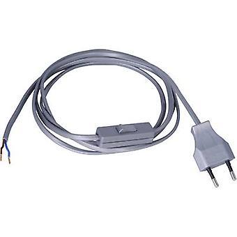 Kopp 140320097 tire el interruptor de acero 1 x supuesta 2.5 A 1 PC