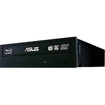 Interne Blu-straal de schrijver van Asus BW-16D1HT/G Bulk SATA zwart