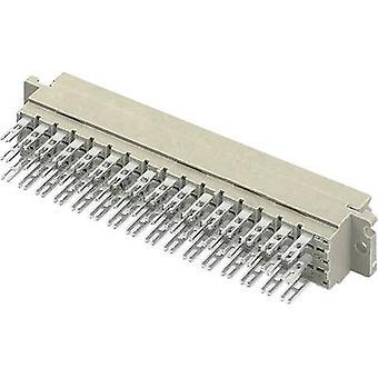 Connecteur latéral (réceptacle) 0906 2487 823 nombre Total de tiges 48, no. des rangées 3 Harting 1 PC (s)