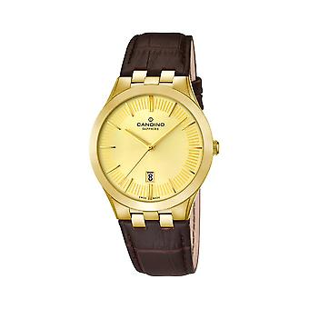 CANDINO - wrist watch - men - C4542-2 - Elégance delight - classic