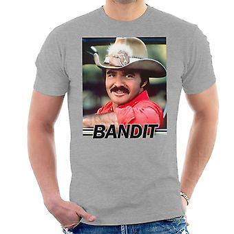 Smokey og Bandit Burt Reynolds mænd T-Shirt