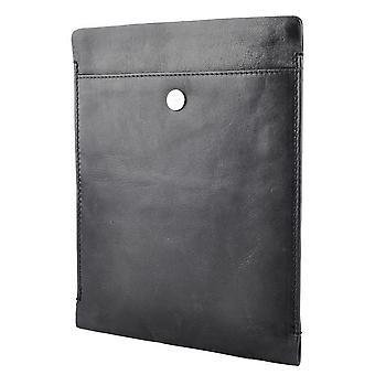Saddler Kjaerholm Tabletcase Genuine leather case for tablet black