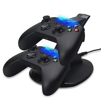 OIVO Xbox One Dual lataus teline/lataus teline
