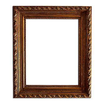 15x20 سم أو 6x8 بوصة، إطار الصورة الذهبية