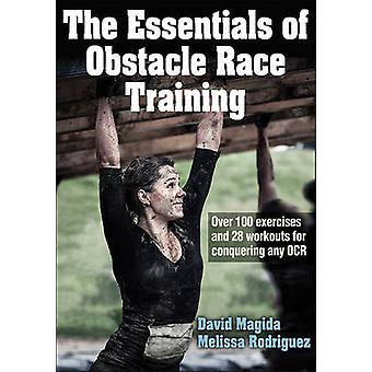 De essentie van de belemmering Race opleiding door David Magida - Melissa Ro