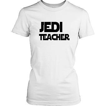 Maestro Jedi - Star Wars las señoras T Shirt