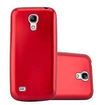 Cadorabo Hülle für Samsung Galaxy S4 Case Cover - Handyhülle aus flexiblem TPU Silikon – Silikonhülle Schutzhülle Ultra Slim Soft Back Cover Case Bumper