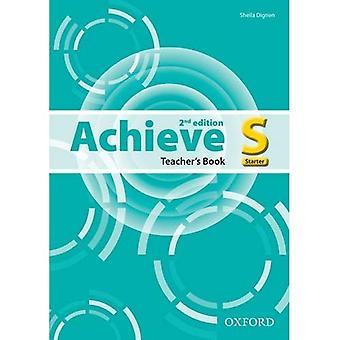 Oppnå: Forrett: lærerens boka engelsk