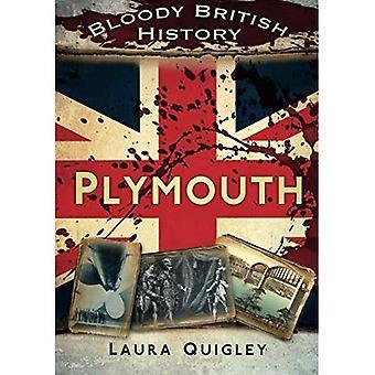 Plymouth história sangrenta britânica