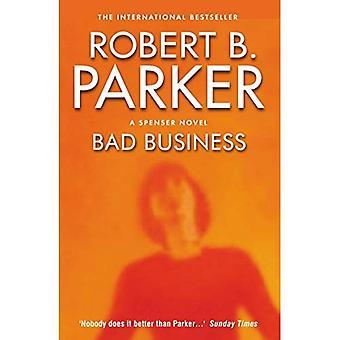 Bad Business (Spenser Novel)