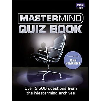 Le livre de Quiz Mastermind