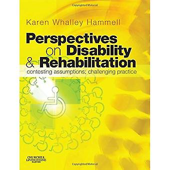 Perspectives on Disability and Rehabilitation : Contesting Assumptions, Challenging Practice