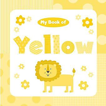 Mon livre de jaune (mes couleur livres) [cartonné]
