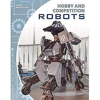 Hobby en concurrentie Robots (Robot innovaties)