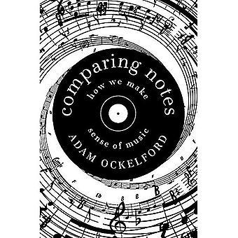 Toelichting - vergelijken hoe we het gevoel voor muziek