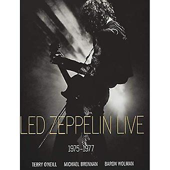 Os Led Zeppelin ao vivo: 1975-1977