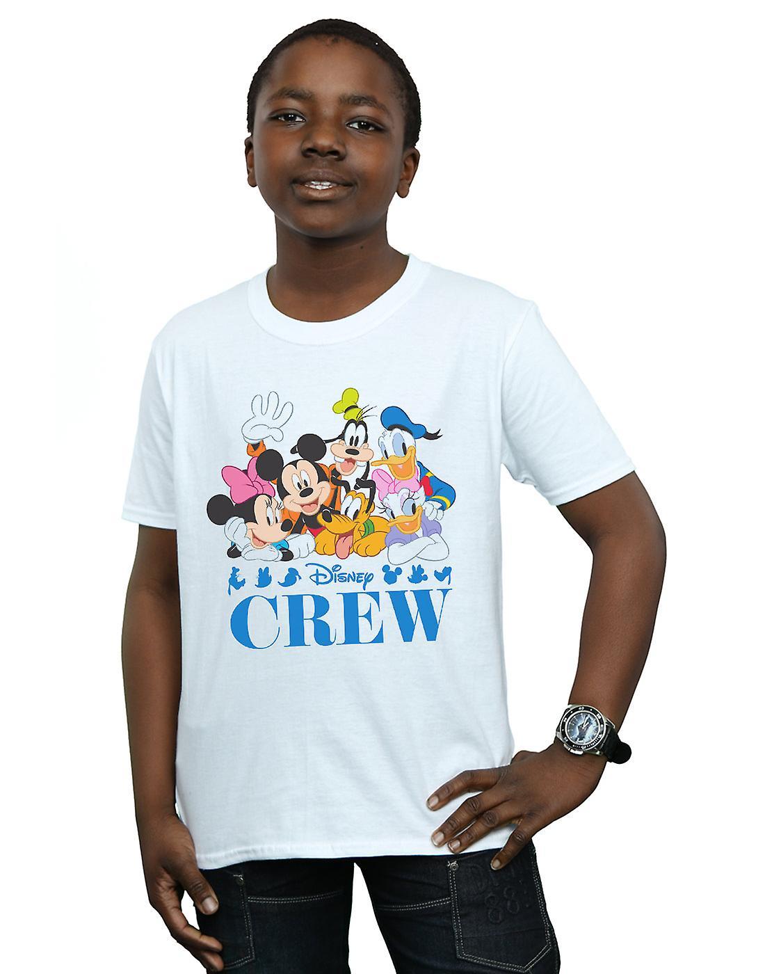 Disney Boys Mickey Mouse Disney Friends T-Shirt