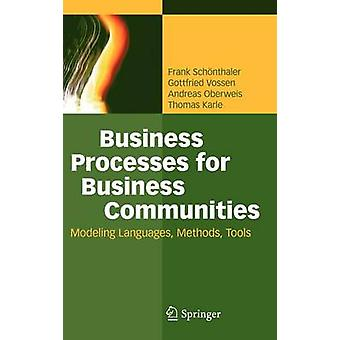 Business Processes for Business Communities (2012) by Frank Schonthal