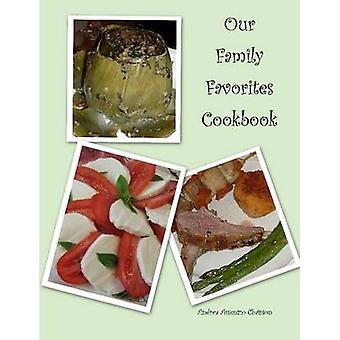 لدينا كتاب الطبخ الأسرة المفضلة من أسينزيوتشايسون آند أندريا
