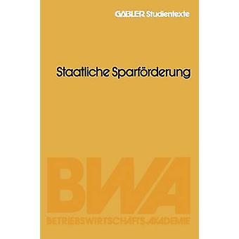 Anlageformen  Staatliche Sparforderung by Heveling & Hubert