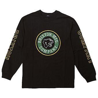 Brixton Forte IV camiseta de manga larga negro