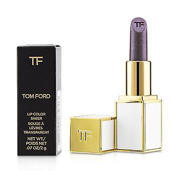 Tom Ford drenge & amp; Piger læbe farve-# 19 Nico (Sheer)-2g/0,07 Oz