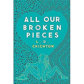 Al onze gebroken stukken