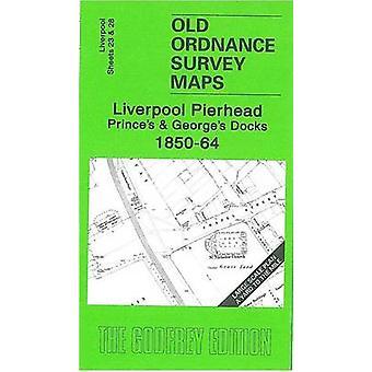 Liverpool Pierhead - Prince's and George's Docks 1850-64 - Liverpool S