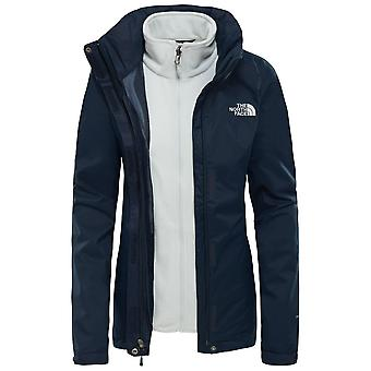 The North Face Urban Navy Womens utvecklas II Triclimate jacka