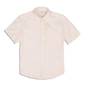 Hartford lichtgewicht kledingstuk geverfd katoenen shirt