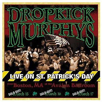 Dropkick Murphys - Live on st. Patrick's Day From Boston Ma [Vinyl] USA import