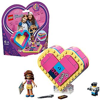 LEGO Friends 41357 Olivia's Heart Box inställd