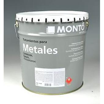 Monto 黒い産業ポリウレタン臭素青ゾーン 184 (DIY、塗装)